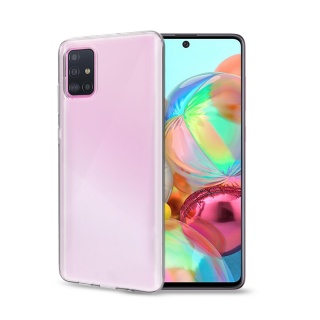 Celly GELSKIN silikonska futrola za Samsung A71