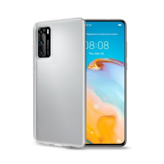 Celly GELSKIN silikonska futrola za Huawei P40