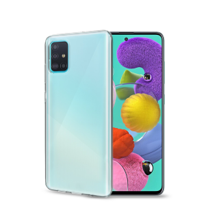 Celly GELSKIN silikonska futrola za Samsung A51